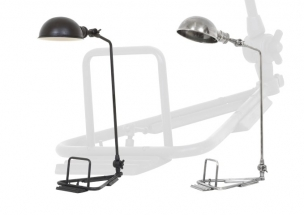 De Charlatan Tafellamp 08