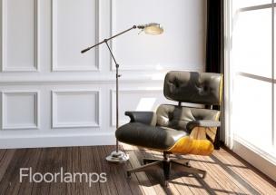 De Charlatan Vloerlamp 02